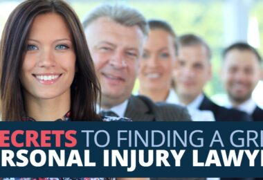 4 SECRETS TO FINDING A GREAT PERSONAL INJURY LAWYER-KendraLong