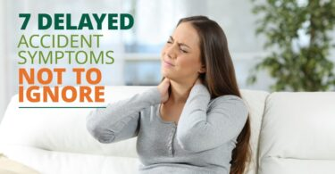 7 DELAYED ACCIDENT SYMPTOMS NOT TO IGNORE -KendraLong