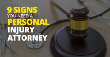 9 Signs You Need a Personal Injury Attorney-KendraLong