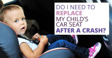 DO I NEED TO REPLACE MY CHILD'S CAR SEAT AFTER A CRASH-KendraLong