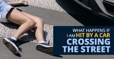 WHAT HAPPENS IF HIT BY A CAR CROSSING THE STREET-KendraLong